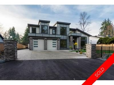 Brookswood Langley House for sale:  5 bedroom 4,570 sq.ft. (Listed 2017-12-11)