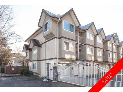 Langley City Townhouse for sale:  3 bedroom 1,143 sq.ft. (Listed 2019-02-25)